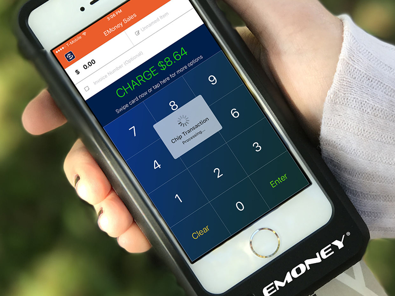 EMoney Merchant App